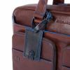 Foto van Piquadro B2S CA2849 Portfolio Computer Briefcase Dark Brown
