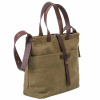 Foto van Saccoo Canvas 44402 Paris Schoudertas Khaki