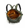 Foto van Sticks and Stones Messenger Backpack Vegetable Tanned Cognac