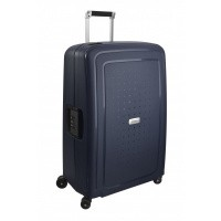 Foto van Samsonite S'cure DLX Spinner 75/28 Midnight Blue