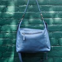 Foto van Sticks and Stones Savona Bag Denim Blue