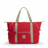 Foto van Kipling Weekendtas Art M True Red C