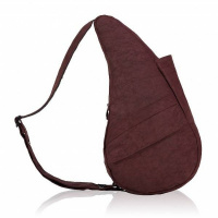 Foto van Healthy Back Bag 6304 Textured Nylon Dark Chocolate M