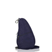 Foto van Healthy Back Bag 6100 Textured Nylon Blue Night Baglett