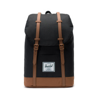 Foto van Herschel Rugtas Retreat Black Saddle