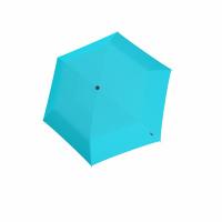 Foto van Knirps US-050 Ultra Light Slim Manual Paraplu Aqua