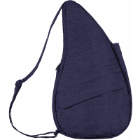 Foto van Healthy Back Bag 6304 Textured Nylon Blue Night M