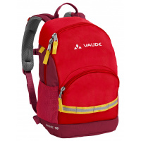 Foto van Vaude 12460 Minnie 10 Kinder Rugtas Energetic Red