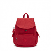 Foto van Kipling Rugtas City Pack S Red Rouge