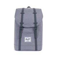 Foto van Herschel Rugtas Retreat Grey Crosshatch