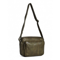 Foto van Sticks and Stones Downtown Bag Dark Olive