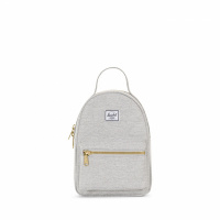 Foto van Herschel Rugtas Nova Mini Light Grey Crosshatch