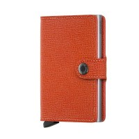 Foto van Secrid Miniwallet Crisple Orange