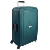 Foto van Samsonite S'cure DLX Spinner 75/28 Metallic Green