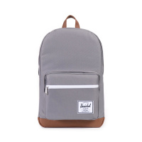 Foto van Herschel Rugtas Pop Quiz Grey Tan