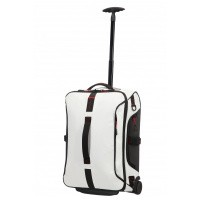Foto van Samsonite Paradiver Light Duffle Wheels 55/20 White