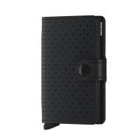 Foto van Secrid Miniwallet Perforated Black