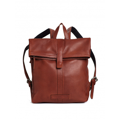 Foto van Sticks and Stones Courier Backpack Mustang Brown
