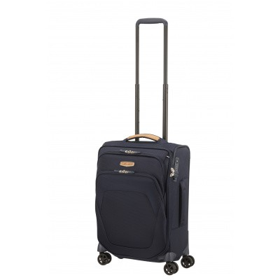 Foto van Samsonite Spark SNG Eco Spinner 55/35/20 Eco Blue