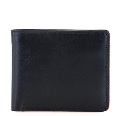 Foto van My Walit 4006 Standard Wallet W/Coin Pocket Black Orange
