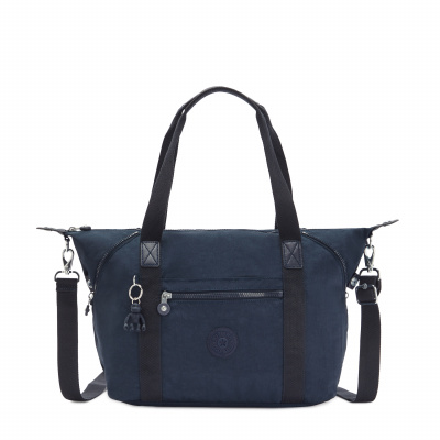 Foto van Kipling Shopper Art Blue Bleu