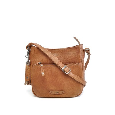 Foto van Berba Scotch 375-044 Crossbody Small Cognac