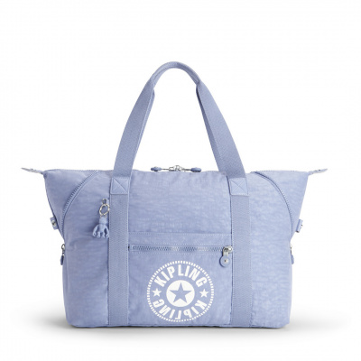 Foto van Kipling Weekendtas Art M Timid Blue