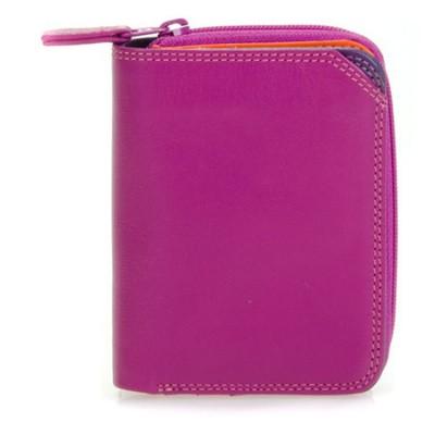 Foto van My Walit 226 Small Wallet W/Zip Around Purse Sangria Multi