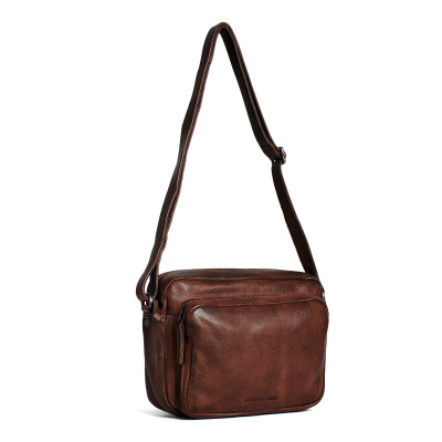 Foto van Sticks and Stones Downtown Bag Mustang Brown