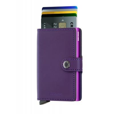 Foto van Secrid Miniwallet Matte Purple