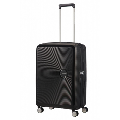 Foto van American Tourister Soundbox Spinner 67/24 TSA Exp. Bass Black