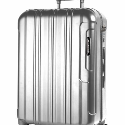 Foto van March Hardschalige Koffer 65 cm Cosmopolitan SE Silver