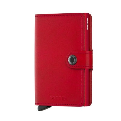 Foto van Secrid Miniwallet Original Red-Red