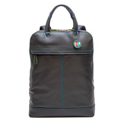 Foto van My Walit 1811 Slim Backpack Black Pace