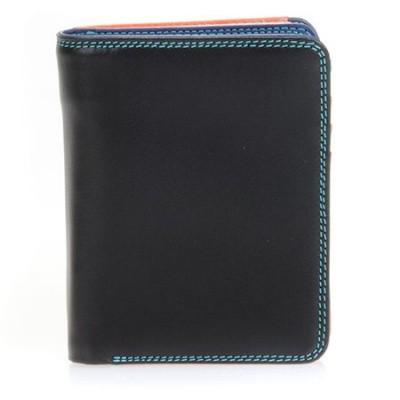 Foto van My Walit 231 Medium Wallet W/ Zip Around Purse Black Pace