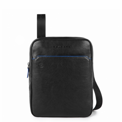 Foto van Piquadro B2S CA1816 iPad Crossbody Bag Black