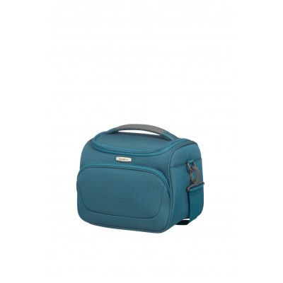 Foto van Samsonite Spark Sng Beauty Case Petrol Blue