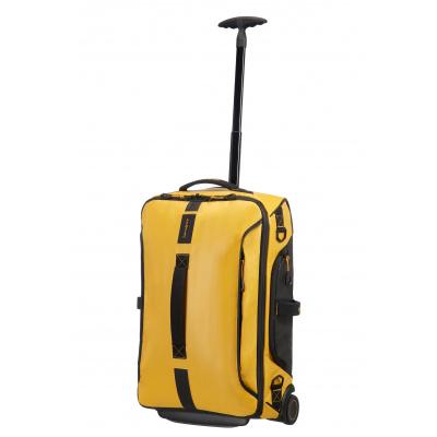Foto van Samsonite Paradiver Light Duffle Wheels 55/20 Yellow