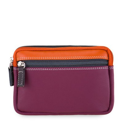 Foto van My Walit 1265 Double Zip Purse Chianti