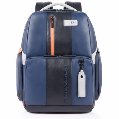 Foto van Piquadro UB00 CA4532 Urban Laptop Bagpack Blue/Grey