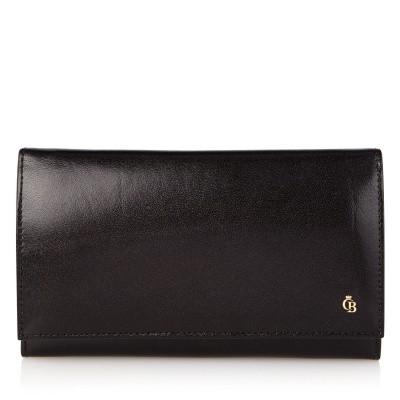 Foto van Castelijn & Beerens, 44 2401 Dames portemonnee beugel Zwart