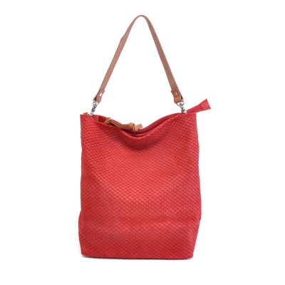 Foto van Berba Stretto 855-200 Shopper Chili Pepper