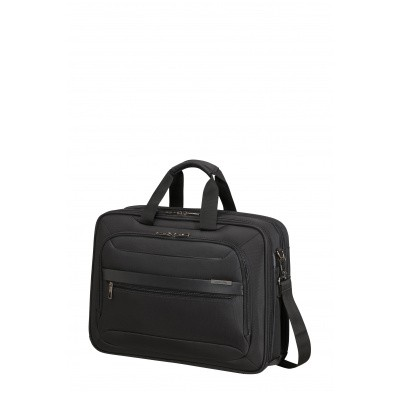 Foto van Samsonite Vectura Evo Laptop Bailhandle Black