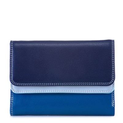 Foto van My Walit 250 Double Flap Purse/Wallet Denima