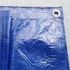 Afbeelding van PE dekkleed 250 gr/m2 Blauw