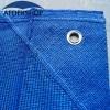 Afbeelding van Hekwerknetten PE 150 Blauw