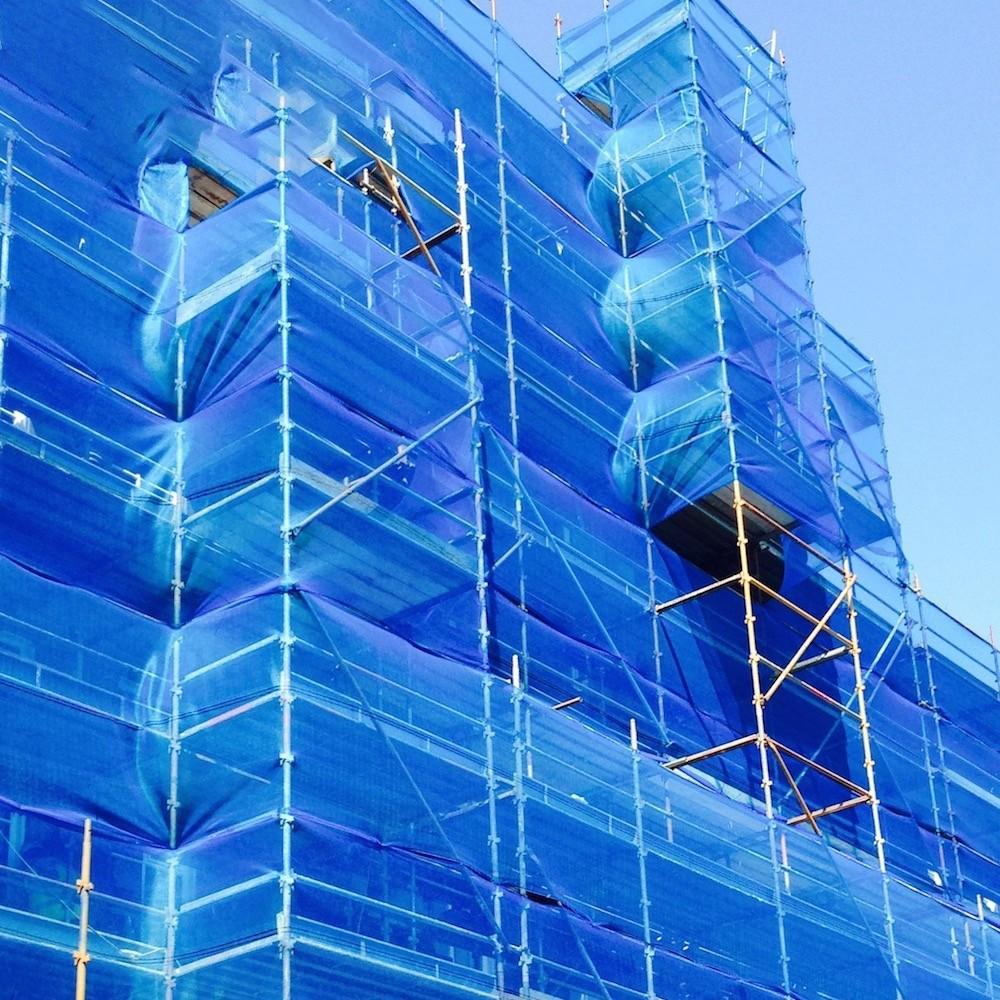 Steigernet Standard-50 Blauw