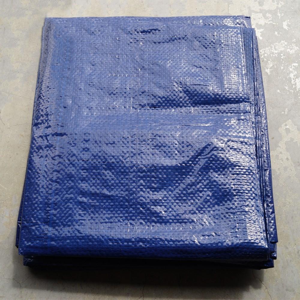 PE dekkleed 100 gr/m2 Blauw