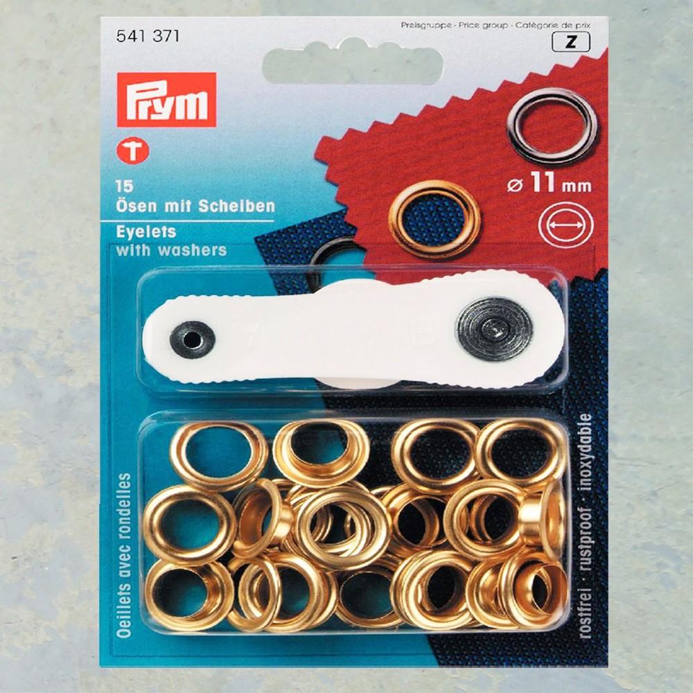 Zeilringen 11 mm Goud