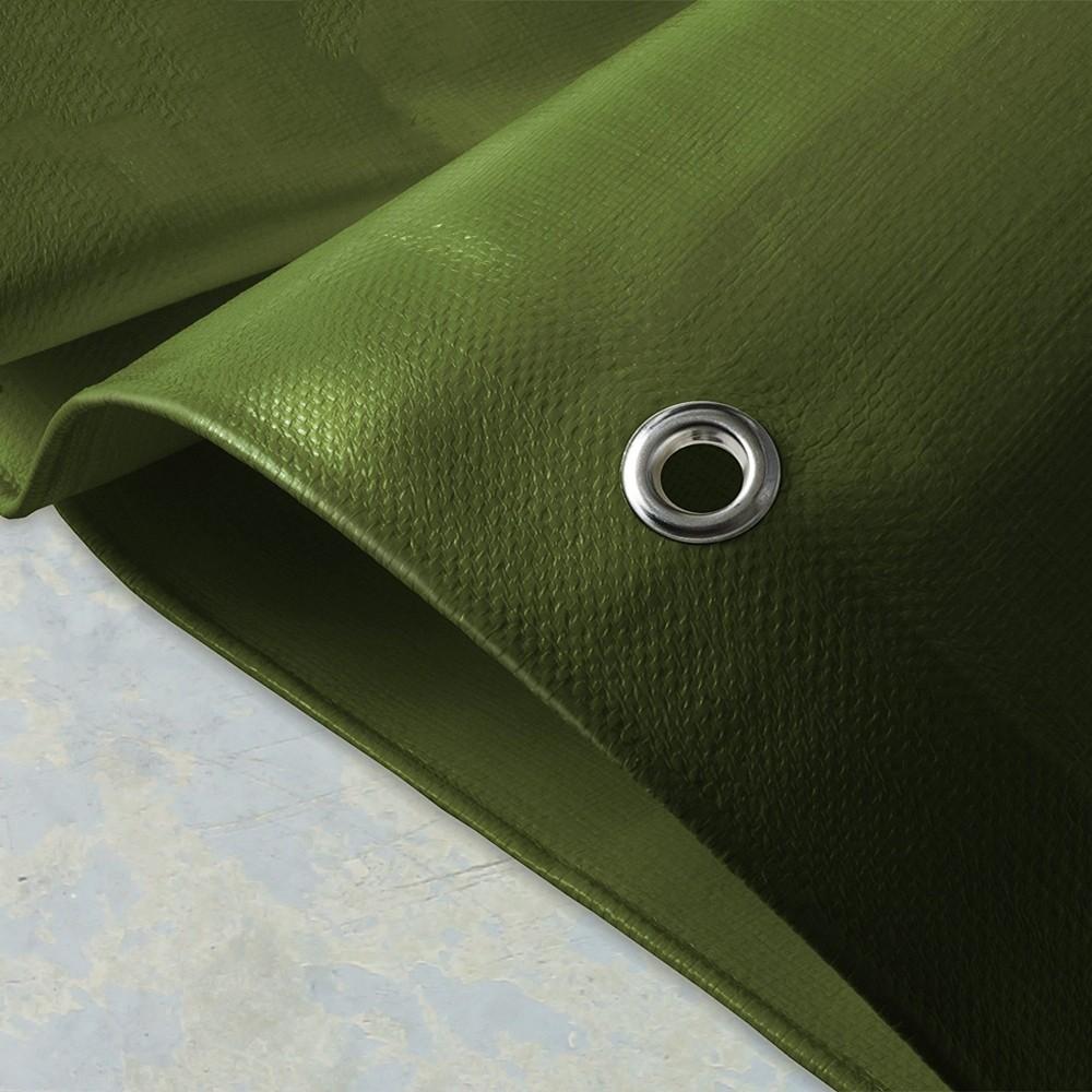 PVC dekkleden 600 gr/m2 Groen